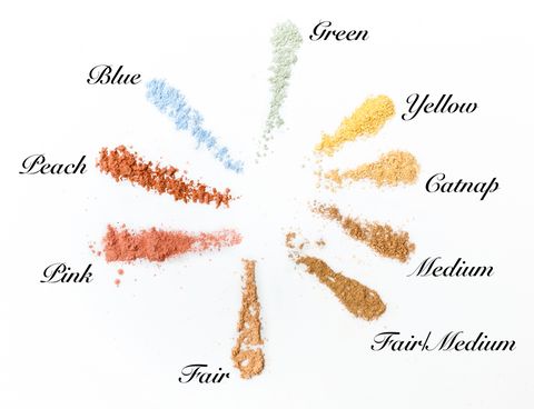 Natural Mineral Makeup Concealers | Simple Beauty Minerals