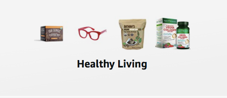 various products for healthy living