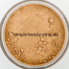 warm 2 perfect cover mineral foundation - simplebeautyminerals.com