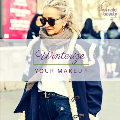Seasonal Makeup: Do you winterize your makeup? | Simple Beauty Minerals