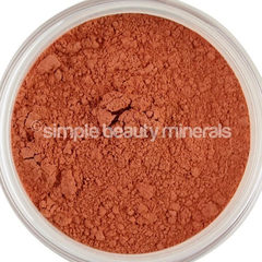 apricot babe cheek color - simple beauty minerals