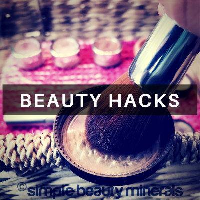 Mineral Makeup Beauty Hacks for Beginners | Simple Beauty Minerals