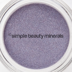 iris mineral eyeshadow - simple beauty minerals