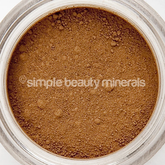 middle earth brow powder - simple beauty minerals