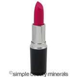pop of pink mineral lipstick - simplebeautyminerals