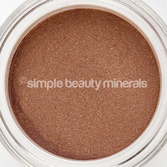 sandstone mineral eyeshadow - simple beauty minerals