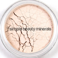 simple basics eyeshadow - simple beauty minerals
