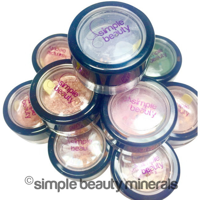 Simple Beauty Minerals - Eye Shadow BOGO - 3 Plus 1