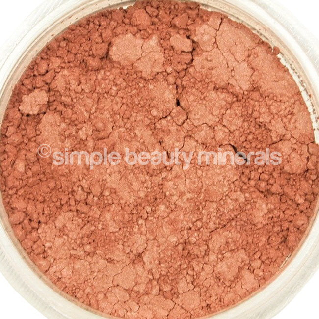 Simple Beauty Minerals - Adobe Mineral Blush - simplebeautyminerals.com