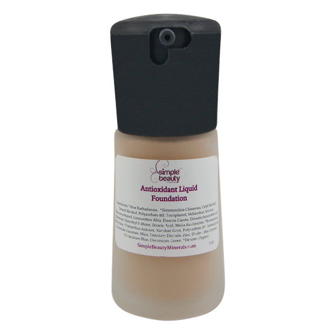 Antioxidant Liquid Foundation Bottle