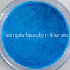 Blastin Blue Mineral Eyeshadow