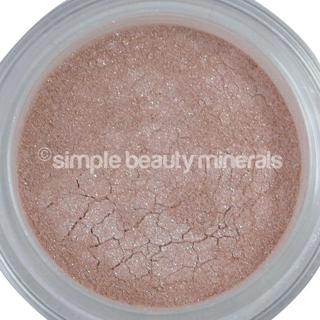 Simple Beauty Minerals - Bliss Mineral Eyeshadow - simplebeautyminerals.com
