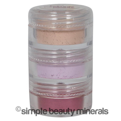 HOLIDAY! Candy Cane Mineral Makeup Stacker