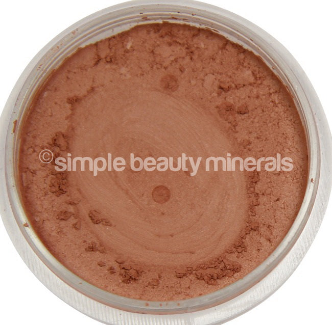 Simple Beauty Minerals - Cocoa Rose Cheek Color