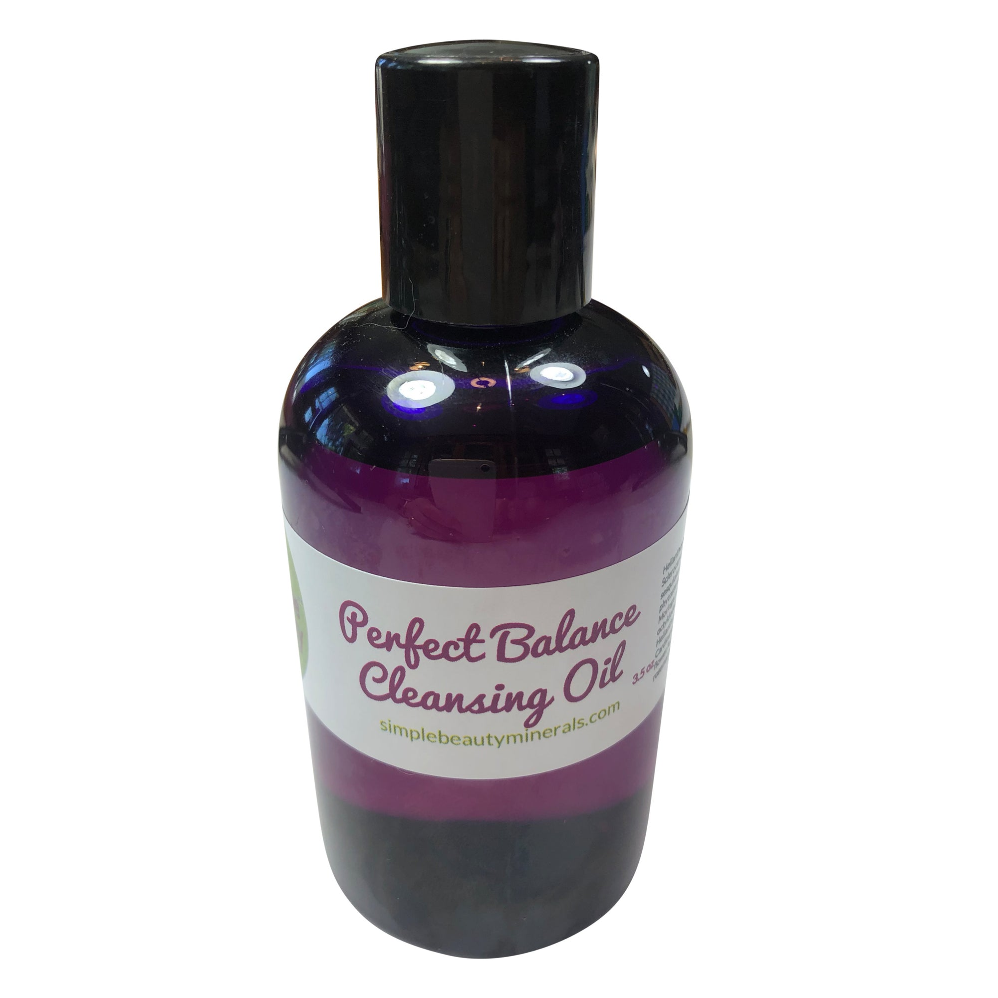 New! Perfect Balance Cleansing Oil