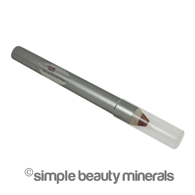 Simple Beauty Minerals - Glazed Caramel Two in One Cream Crayon