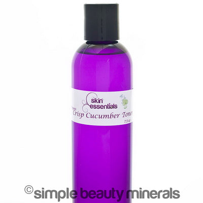 simple beauty minerals - Crisp Cucumber Toner -2