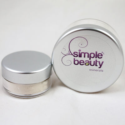 simpe beauty minerals - Embellish Pro-Aging Treatment Powder 2