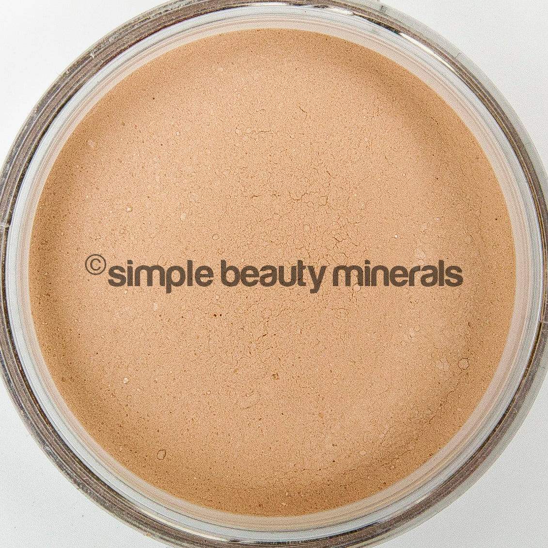 Simple Beauty Minerals - Fairly Light Mineral Foundation  1