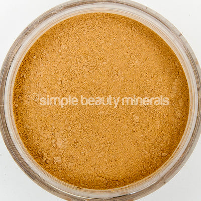 simple beauty minerals - Mineral Foundation - Fairly Medium 1