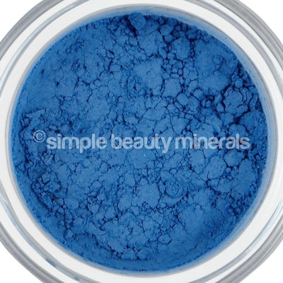 Simple Beauty Minerals - Faded Denim Mineral Eyeshadow