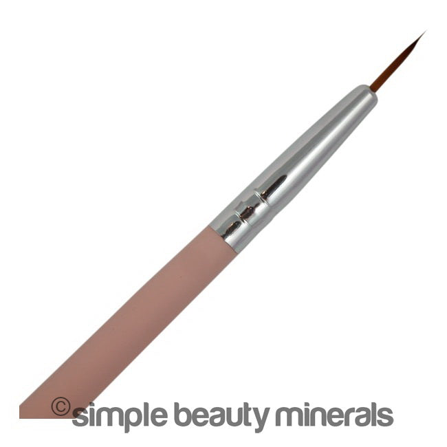 Simple Beauty Minerals - Fine Point Eyeliner Brush