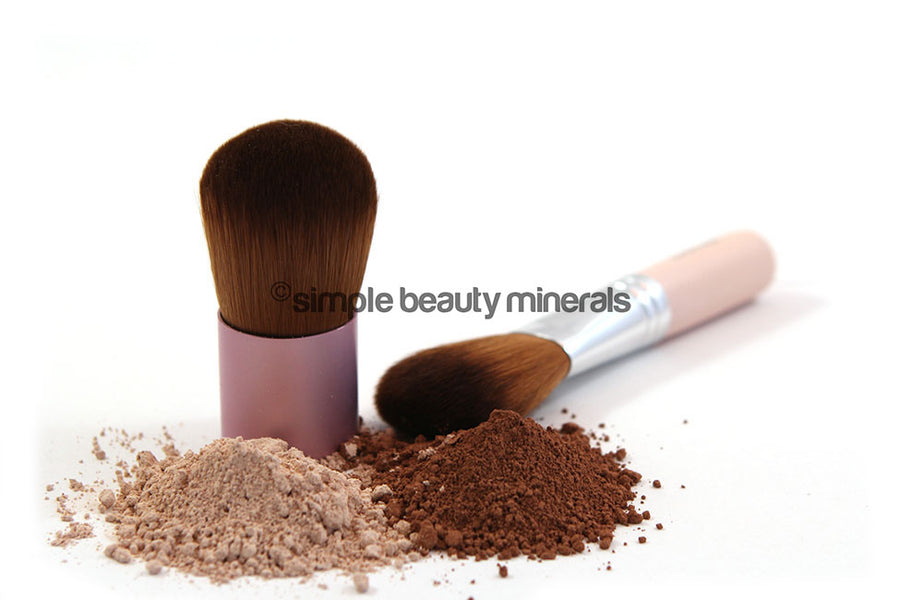 Simple Beauty Minerals - Custom Blended Mineral Foundation