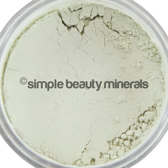Green Color Corrector and Concealer - Simple Beauty Minerals