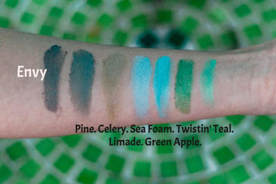 Simple Beauty Minerals - Envy Mineral Eyeshadow 2