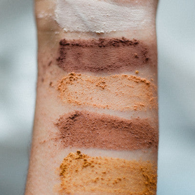 Simple Beauty Minerals - In-The-Buff Eyeshadow Palette