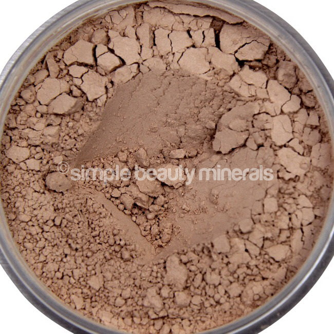 Simple Beauty Minerals - Matte Finish Powder