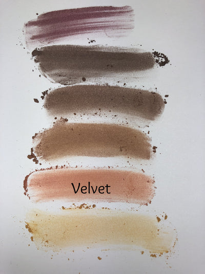 Simple Beauty Minerals - Velvet Mineral Eyeshadow 3