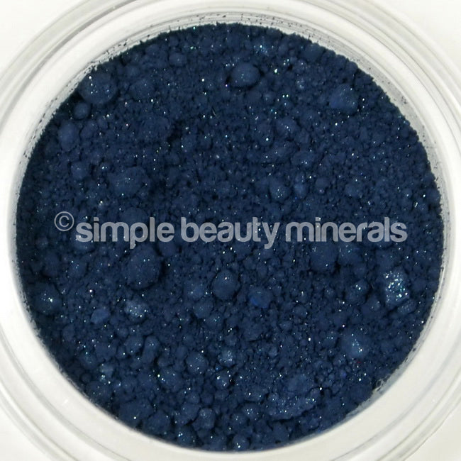 Simple Beauty Minerals - Navy Mineral Liner