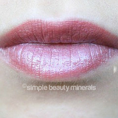 Simple Beauty Minerals - Mauvelous Mineral Organic LipGloss