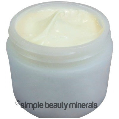 simpe beauty minerals - Whipped Olive Oil Creme 1