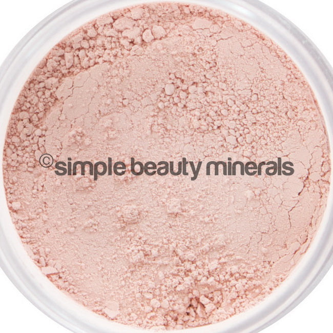 Bright Eyes Pink Concealer & Color Corrector - Simple Beauty Minerals