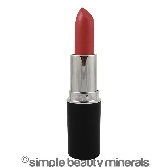 Simple Beauty Minerals - Pink Sorbet Mineral Rich Lipstick 1