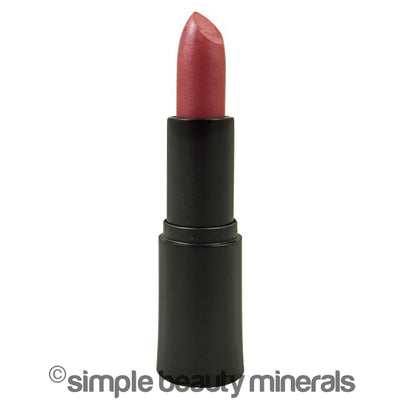 Simple Beauty Minerals - NEW! Rose Gold Mineral Rich Lipstick