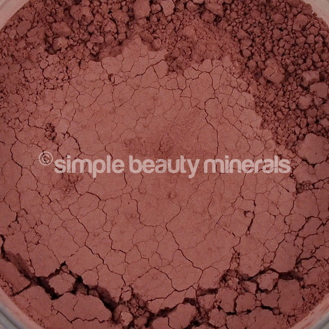 Simple Beauty Minerals - Russet Cheek Color