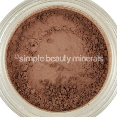 Simple Beauty Minerals - Sable Mineral Eyeshadow