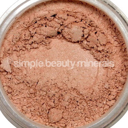 Simple Beauty Minerals - Satin Sheen Powder