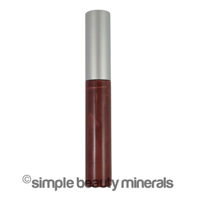 Simple Beauty Minerals - Shiny Penny Mineral Organic Lip Gloss 2