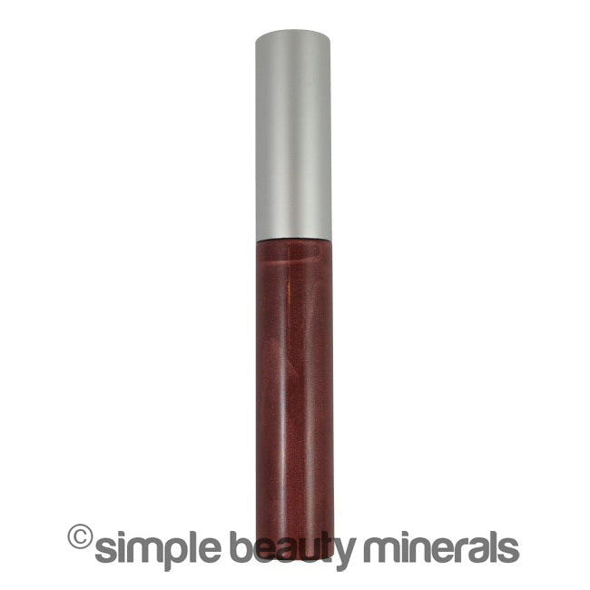 Simple Beauty Minerals - Shiny Penny Mineral Organic Lip Gloss 1