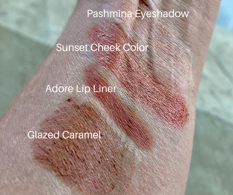 Simple Beauty Minerals - Sunset Cheek Color