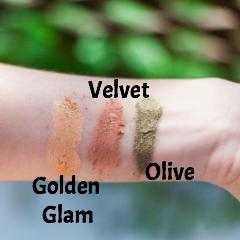 Simple Beauty Minerals - Olive Mineral Eyeshadow 3