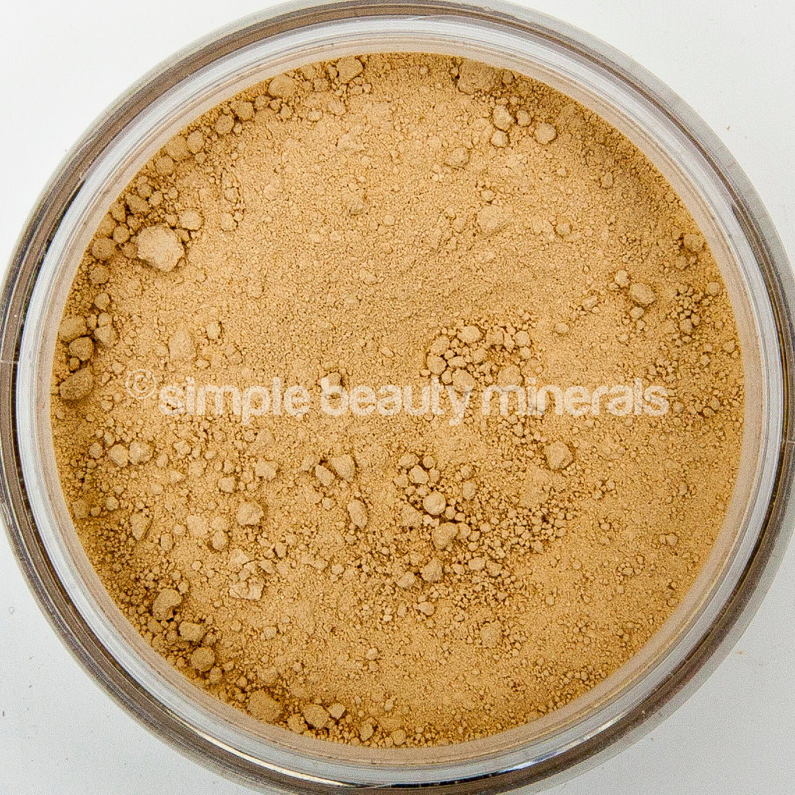 Simple Beauty Minerals - Wynona Sensy Rich Mineral Foundation