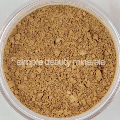 Simple Beauty Minerals -  Warm 4 Perfect Cover Mineral Foundation