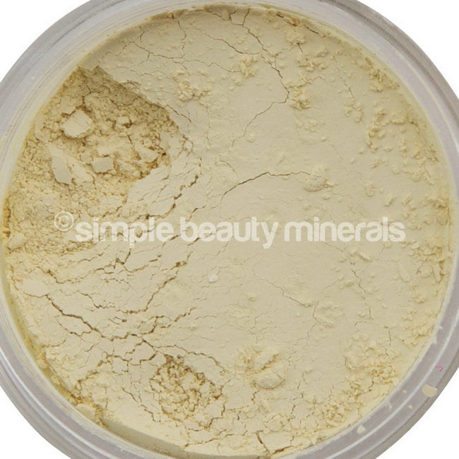 Yellow Color Corrector - Simple Beauty Minerals