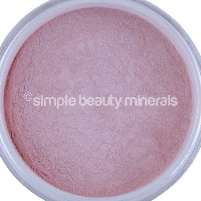 Simple Beauty Minerals - Ballet Slipper Radiance Powder - simplebeautyminerals.com