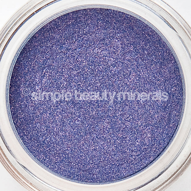 Simple Beauty Minerals - Blue Opal Mineral Eyeshadow - simplebeautyminerals.com